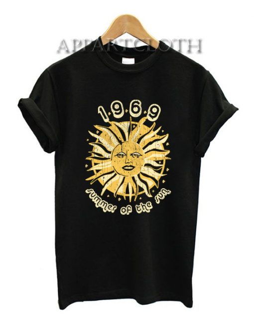1969 summer of the sun Funny Shirts
