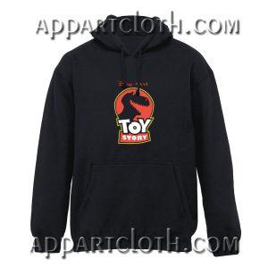 Disney Pixar Toy Story Jurassic Rex Hoodie
