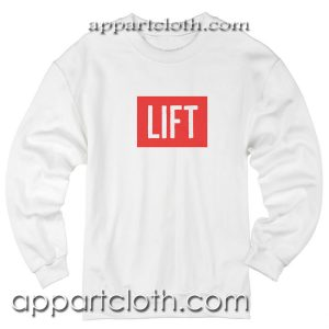 LIFT Unisex Sweatshirt