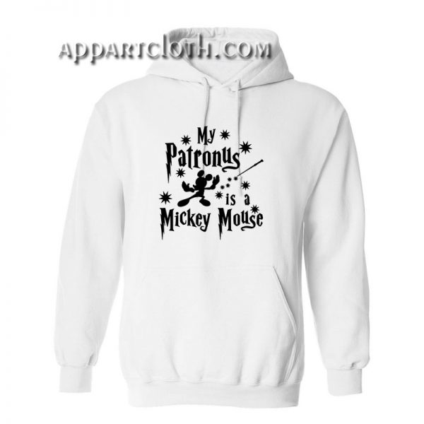 My Patronus Is A Mickey Mouse Hoodie