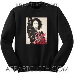 Selena Quintanilla Unisex Sweatshirt