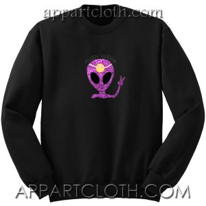 Alien Queen Unisex Sweatshirt