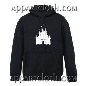 Disney Castle Home Hoodie