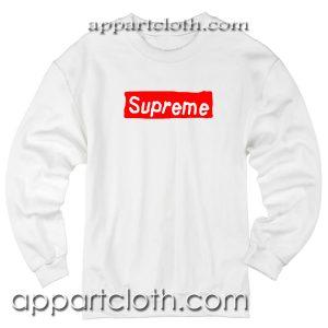 Fake Ass Supreme Unisex Sweatshirt