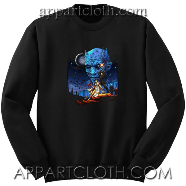 Game of Thrones Star Wars Unisex Sweatshirt