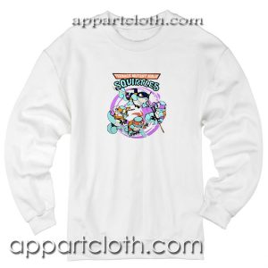 Teenage mutant ninja Squirtles Unisex Sweatshirt