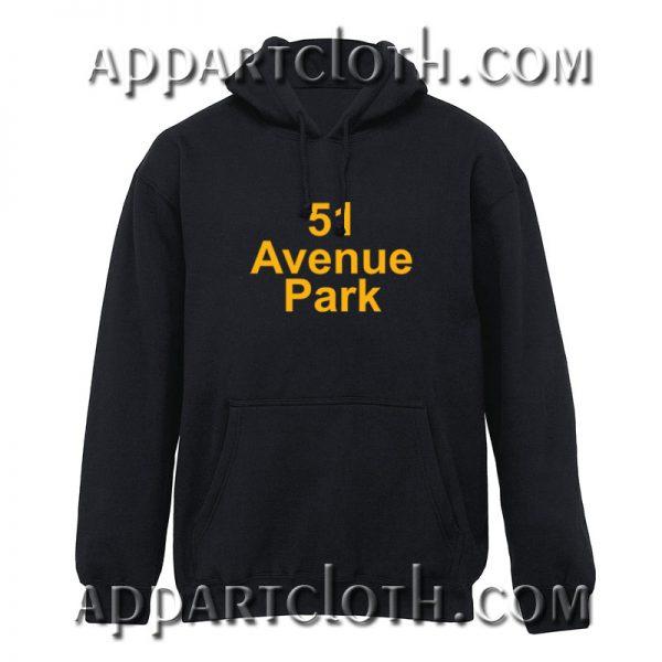 51 avenue park Hoodie