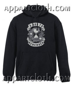 A Day To Remember Hourglass Hoodie