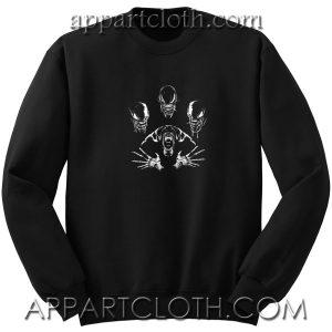 Alien Rhapsody Unisex Sweatshirt