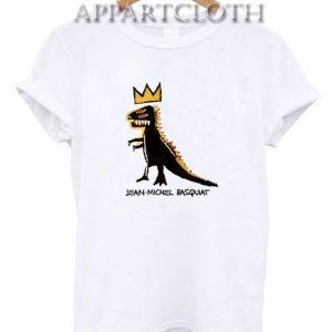 Basquiat Dinosaur Funny Shirts