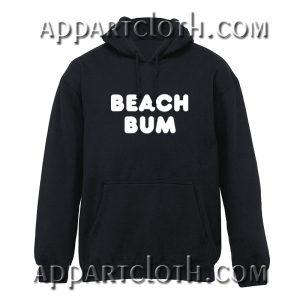 Beach Bum Hoodie