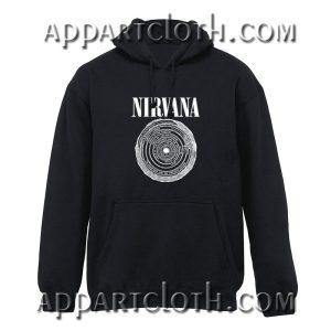Bleach Nirvana Band Hoodie