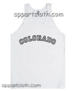 Colorado Adult tank top