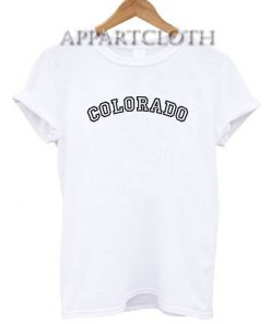 Colorado Funny Shirts