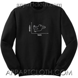 Duck Rabbit Unisex Sweatshirt