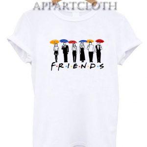 Friends Umbrella Funny Shirts