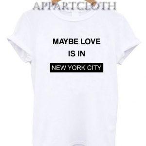 I Love NYC Funny Shirts