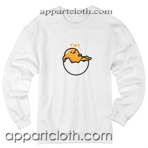 Lazy Egg Yolk Unisex Sweatshirt