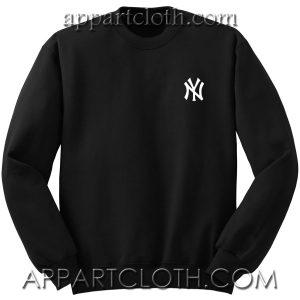 NY Logo Pocket Unisex Sweatshirt
