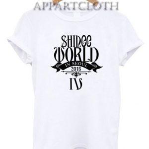 SHINEE WORLD JongHyun Funny Shirts