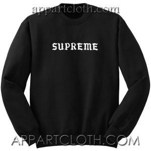 Supreme inyoung Kpop Unisex Sweatshirt