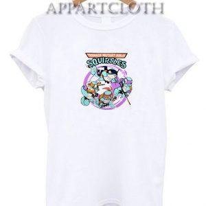 Teenage mutant ninja Squirtles Funny Shirts