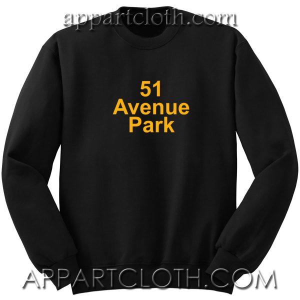 51 avenue park Unisex Sweatshirt