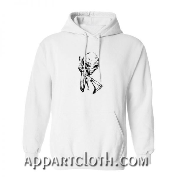 Alien fuck from paul movie Hoodie