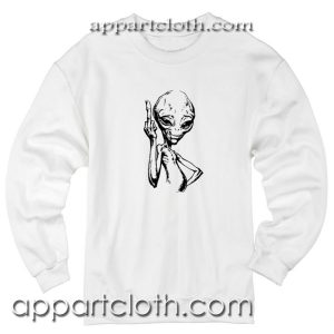 Alien fuck from paul movie Unisex Sweatshirt