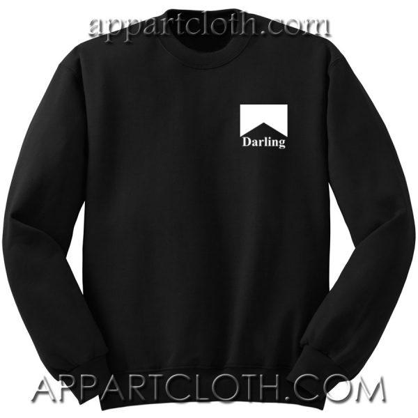 Amandas darling sweatshirt
