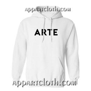 Arte Hoodies