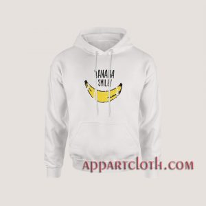 Banana Smile Hoodies