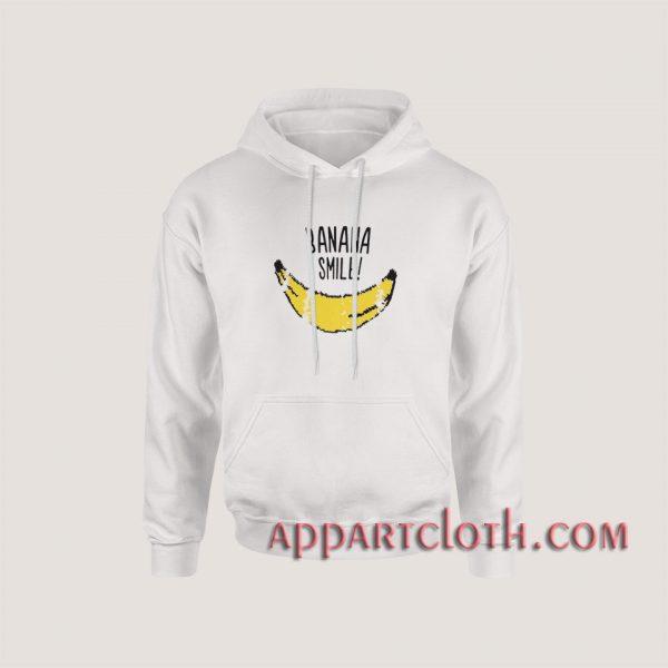 Banana Smile Hoodies