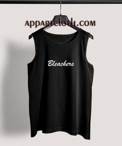 Bleachers Adult tank top