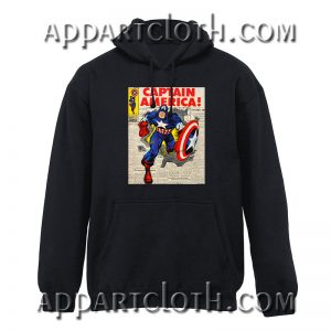 Captain america Hoodies
