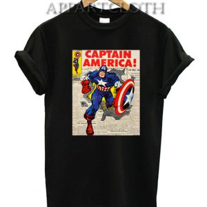 Captain america Funny Shirts