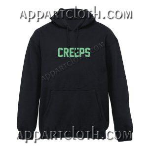 Creeps Hoodies