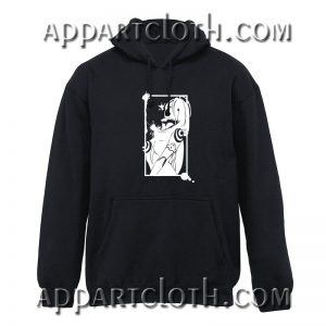 Deadman Wonderland Shiro Hoodies