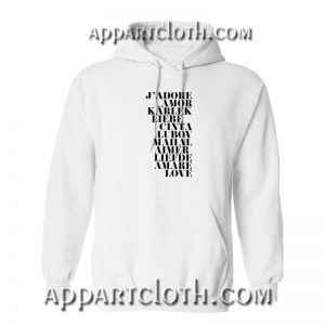 Factory Love Collector Hoodies