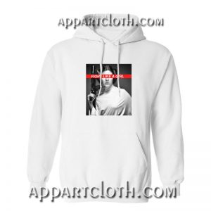 Fight like a girl princess leia Hoodies