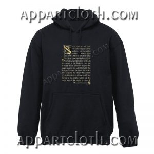 Game of throne quote Hoodies