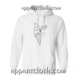 I Scream for Ice Cream Hoodies