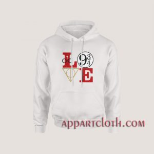 LOve Hary potter Hoodies