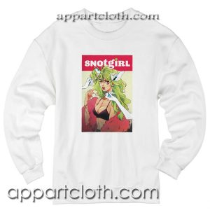 Snotgirl Style Unisex Sweatshirts