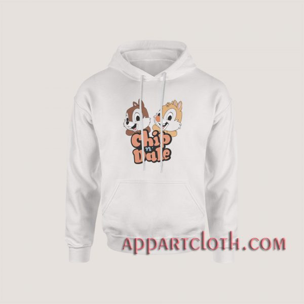 Vintage Disney Chip n Dale Hoodies