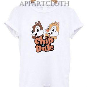 Vintage Disney Chip n Dale Funny Shirts