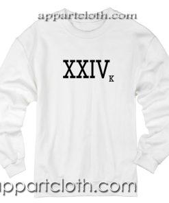 XXIVk Unisex Sweatshirt