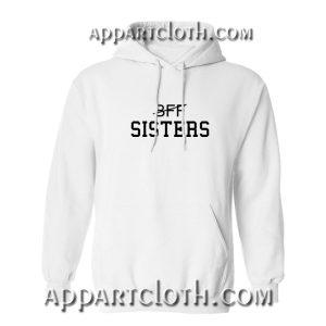 bff sisters Hoodies
