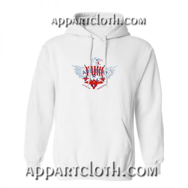 America Land of Freedom Hoodies
