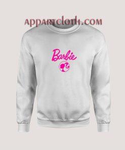 Barbie Logo Unisex Sweatshirts
